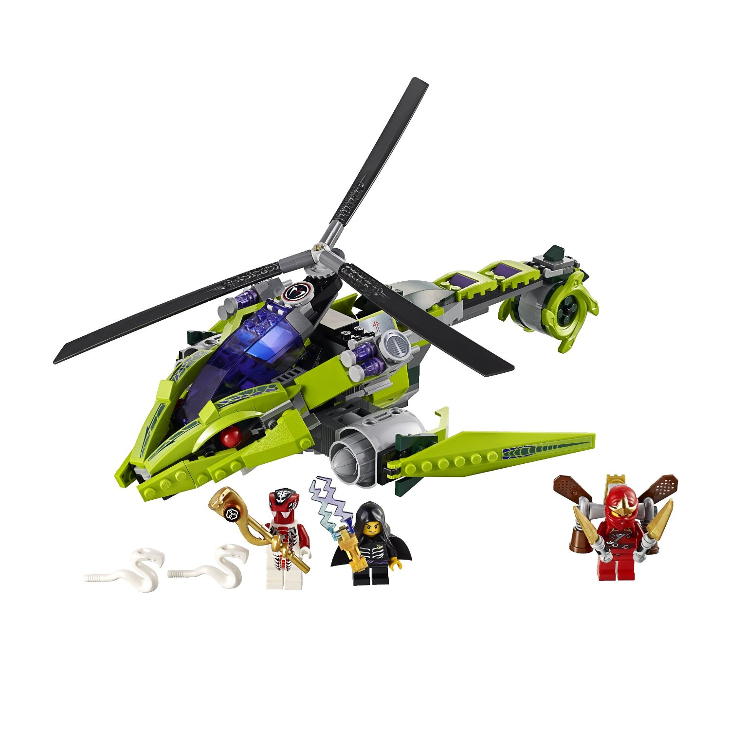Win A LEGO Ninjago For Your Lego Lover Giveaway