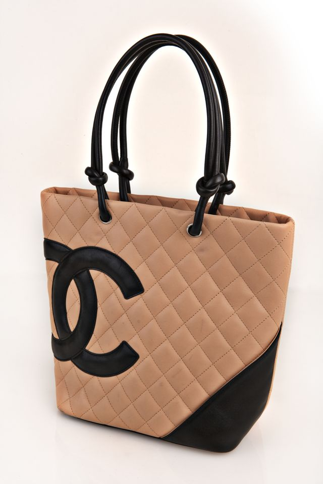 chanel1 HipSwap Chanel Tote Handbag