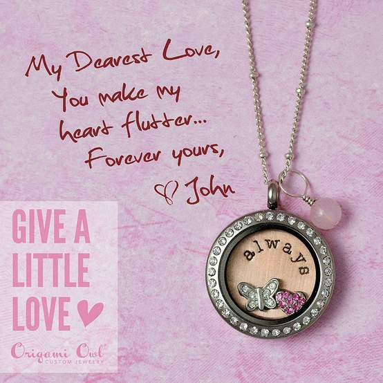 valentines day gift guide win 25 origami owl gc ends 2