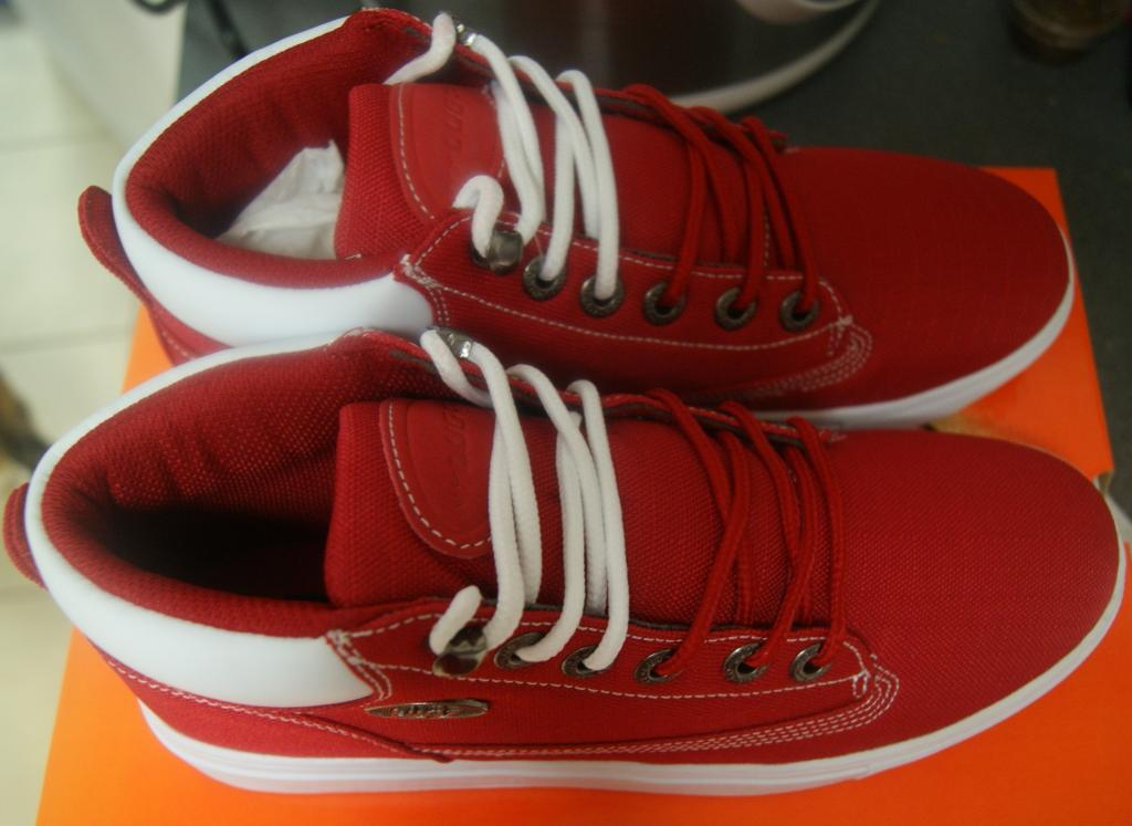 Red Lugz Gypsum Shoes- ends 3/25