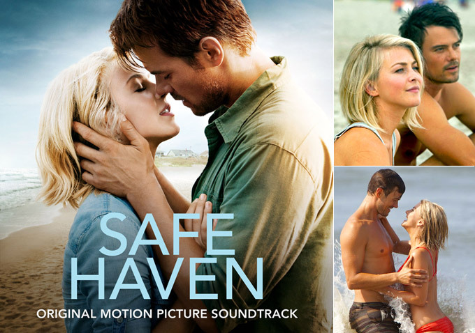 Safe Haven Soundtrack #Giveaway! (US ends 3/5)