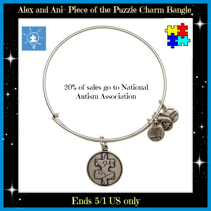 autism alex and ani