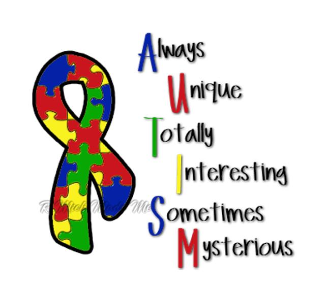 ... you know about Autism? Here are some facts from The Autism Society