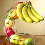 modern fruit holder