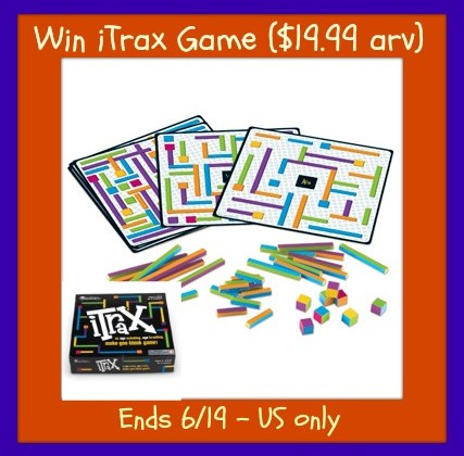 iTrax Game Giveaway- ends 6/19 US only