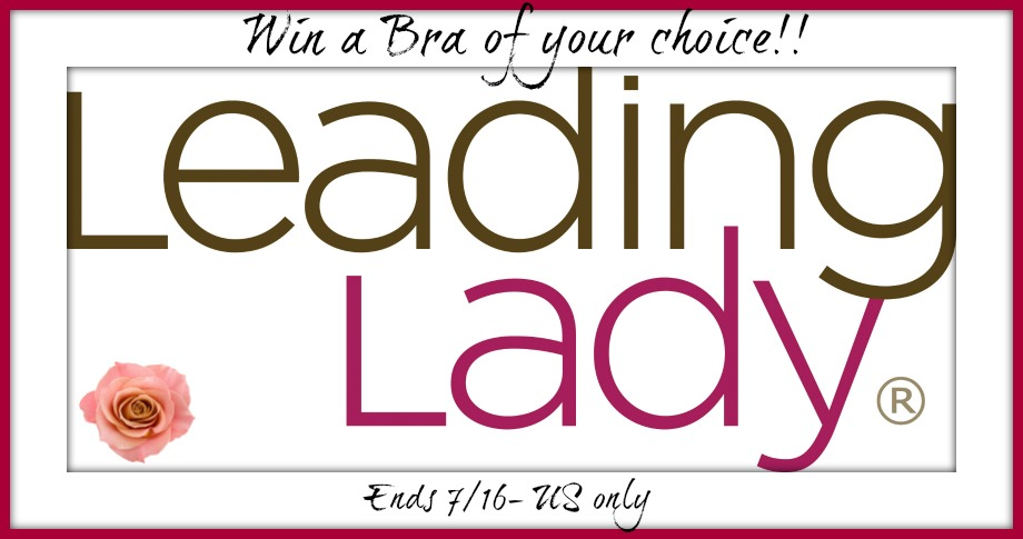 Leading Lady Logo button
