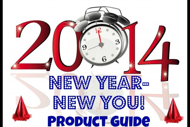 #MGNewYearNewYou Product Guide!