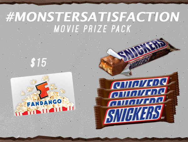 snickers movie