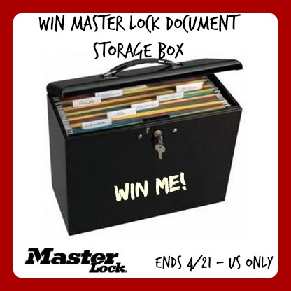 masterlock file button