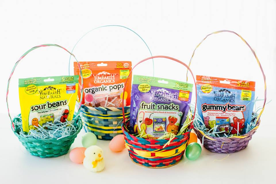 yum earth easter baskets