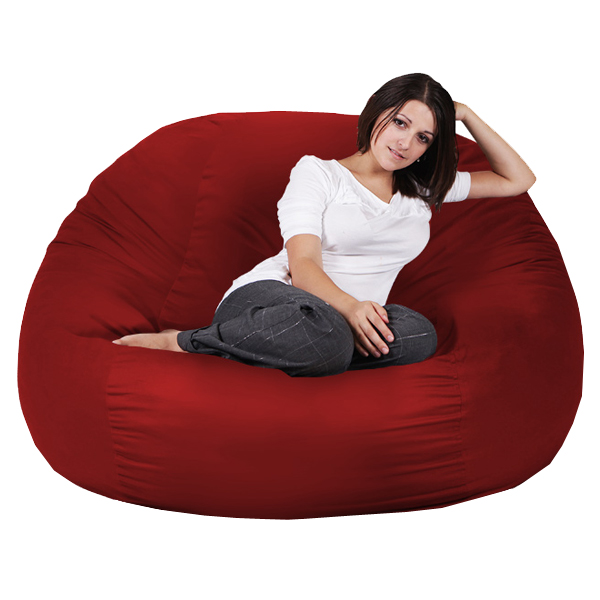 Win Xl Royal Bean Bag Chair Us Only Ends 8 1