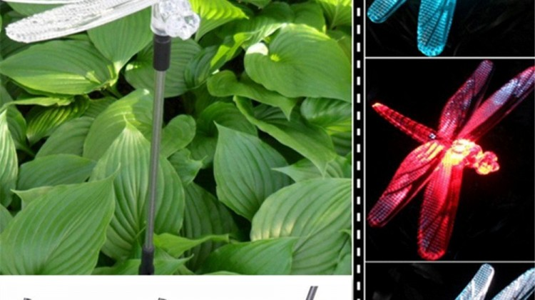 #Win 3 Piece Color Changing Solar Lights- ends 6/26 US only