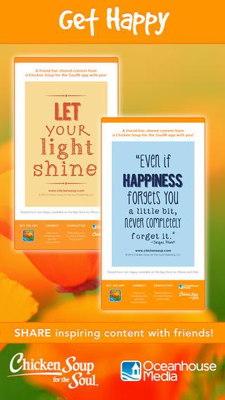 get happy app screen568x568