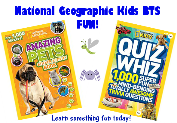 nat geo 2 books Nat Geo Kids Hands on Back to School Boredom Buster Books #giveaway donnahup