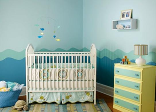 Bringing Home Baby: Cutest Gender Neutral Nursery Ideas -