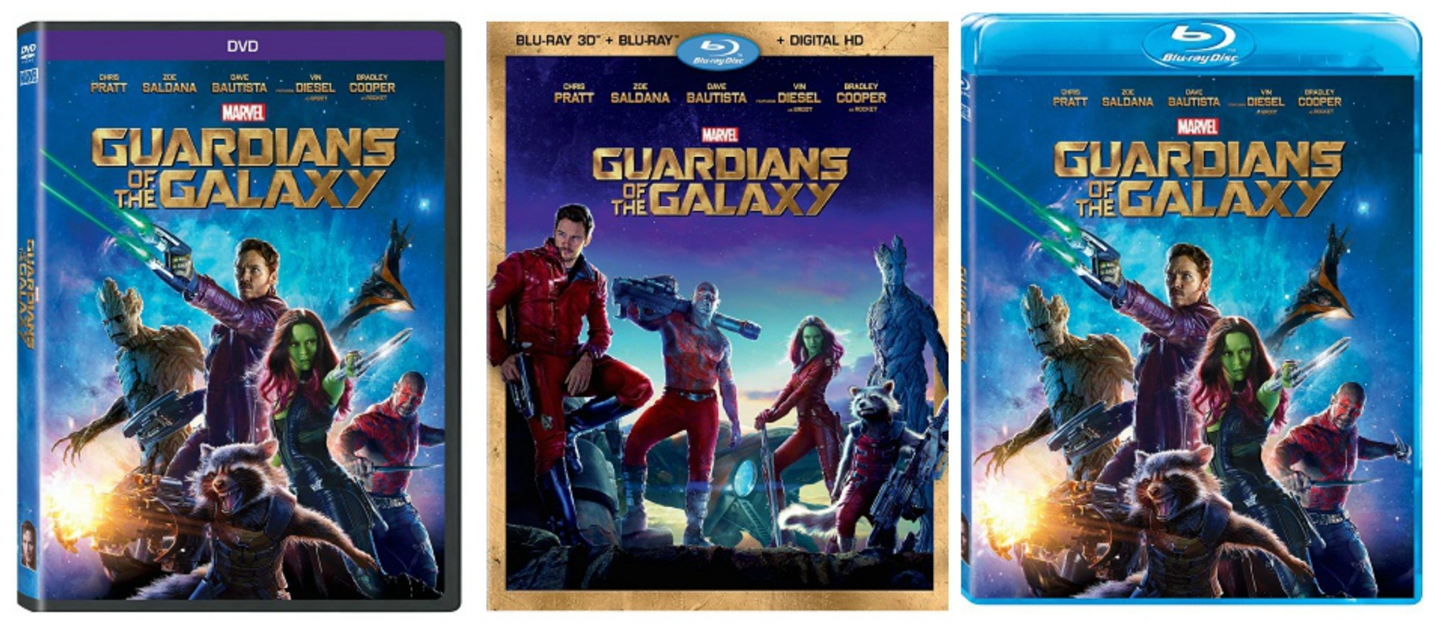 Marvel s guardians of the galaxy on dvd movierelease