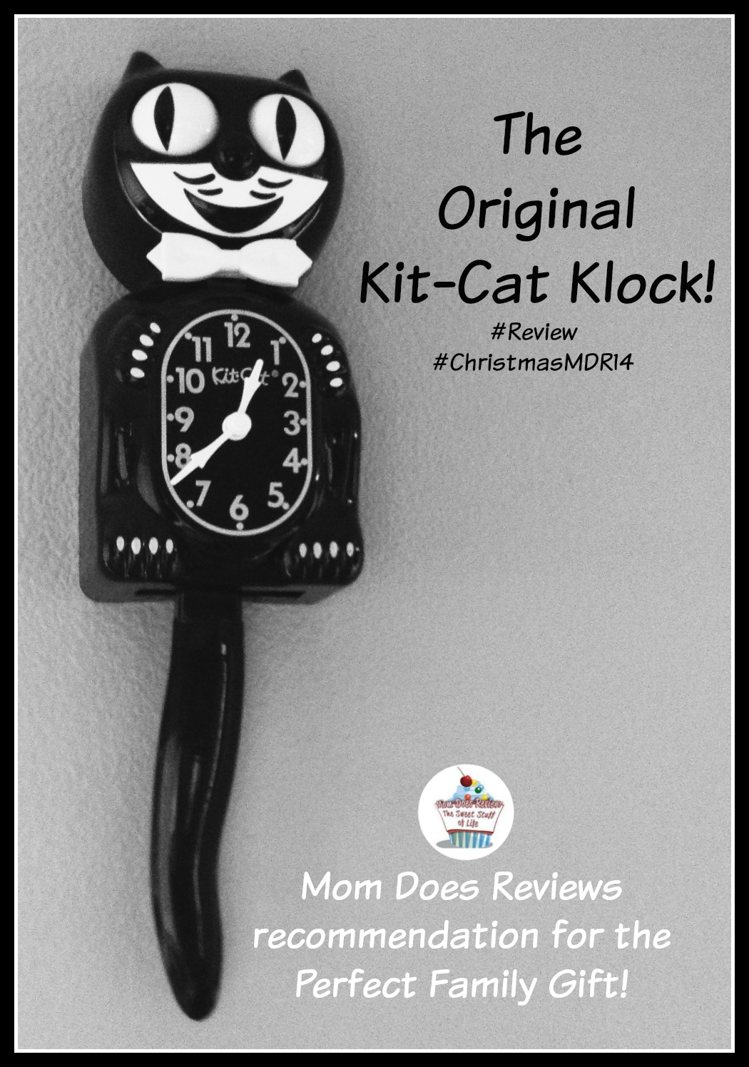 Kit cat clock review at mom does reviews the original kit cat klock mom does reviews holiday gift guide review perfect gift amipublicfo Gallery