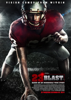23 Blast Coming To Theaters October 24, 2014 #MomDoesReviews