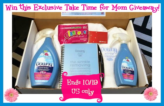 downy back to school giveaway