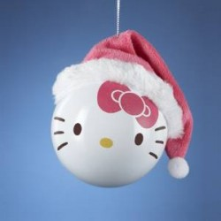 hello kitty ornament