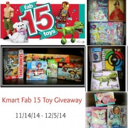 kmart fab 15 giveaway