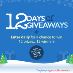 promo codes black friday giveaway
