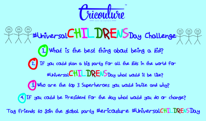 Universal Children's Day #kidsfashion #ericouture. -
