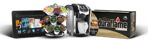 Rekindle the Warmth #Giveaway- Kindle Fire, Keurig and more! ends 1/31