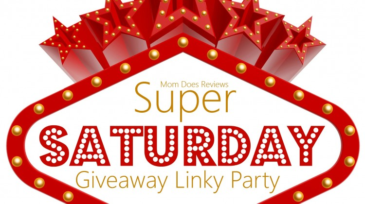 #Bloggerswanted- Link up your Giveaways on our Super Saturday Linky Party! open all week