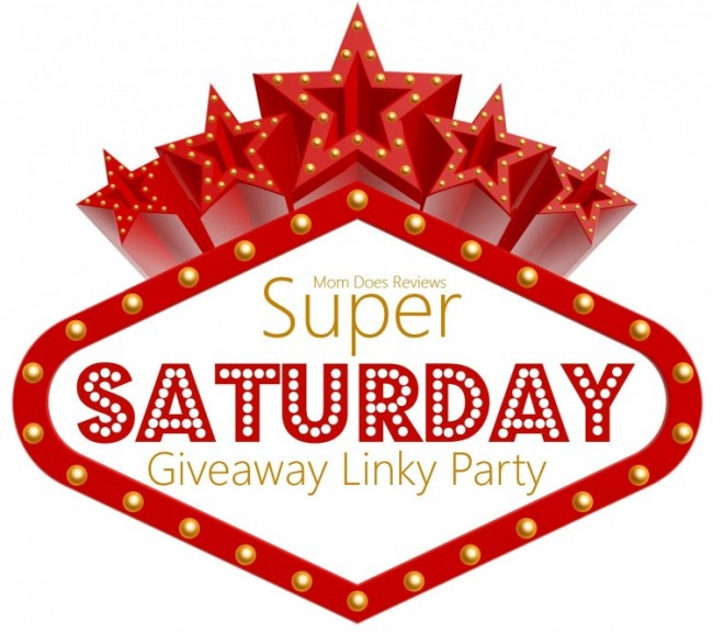 Super Saturday Giveaway Linky- Link up your Giveaways here to increase your traffic!