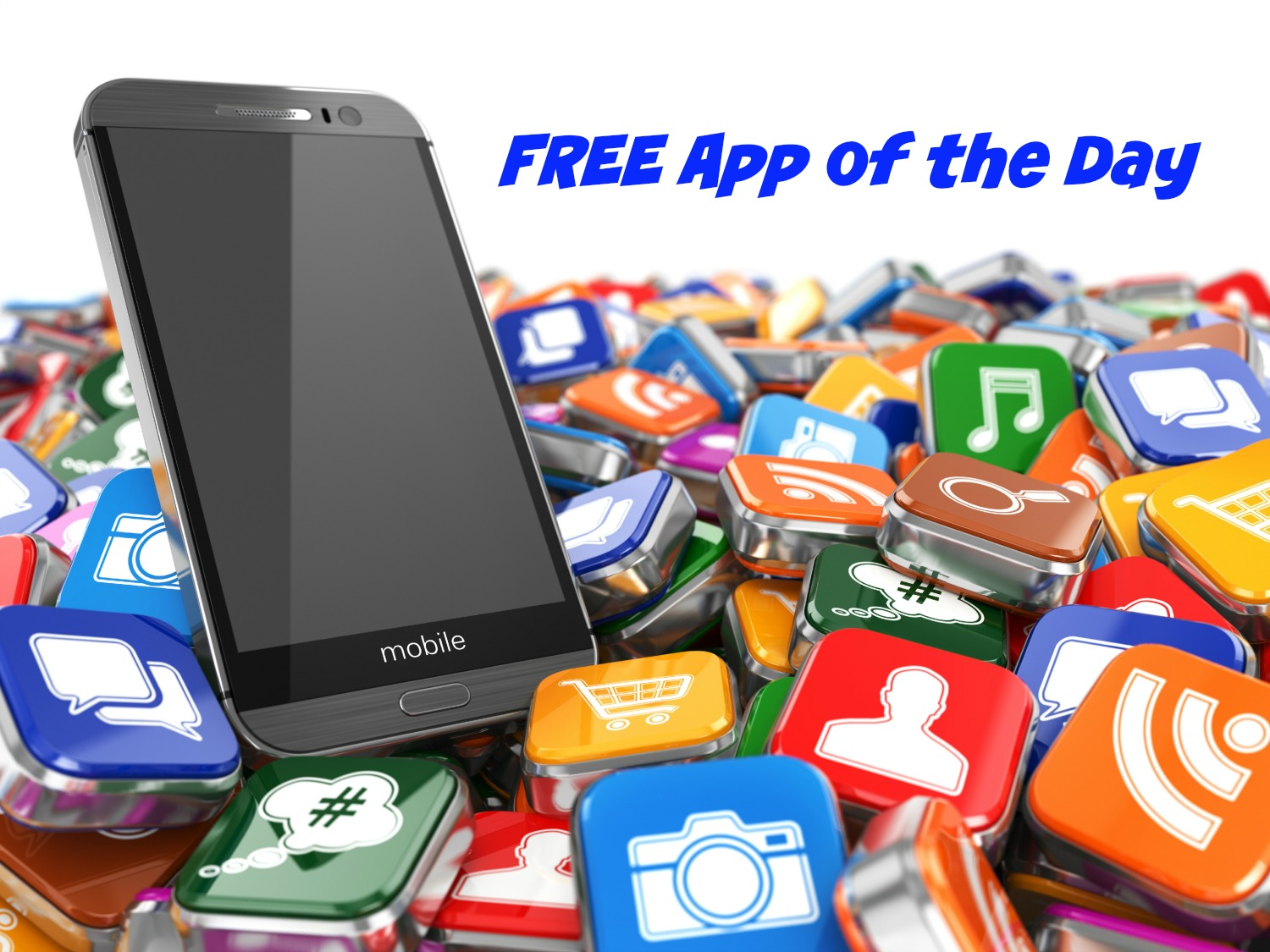 FREE app of the Day Text Twist -