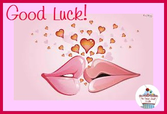 good luck lips and hearts