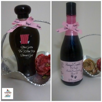 Honeycat cosmetics shower gel