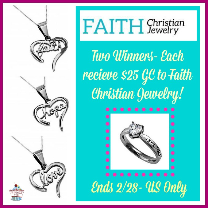 faith christian jewelry button