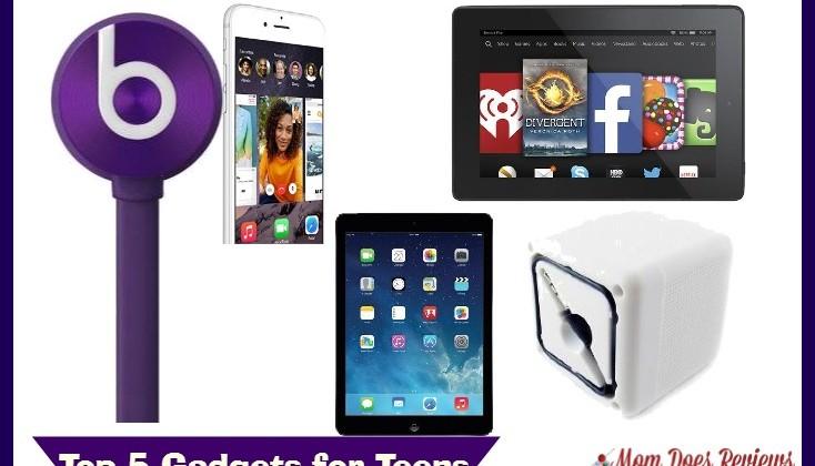 Top 5 Tech Gadgets for Teens