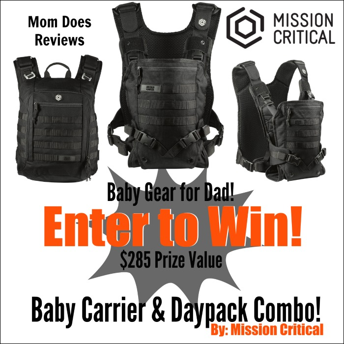 Mission Critical #Giveaway