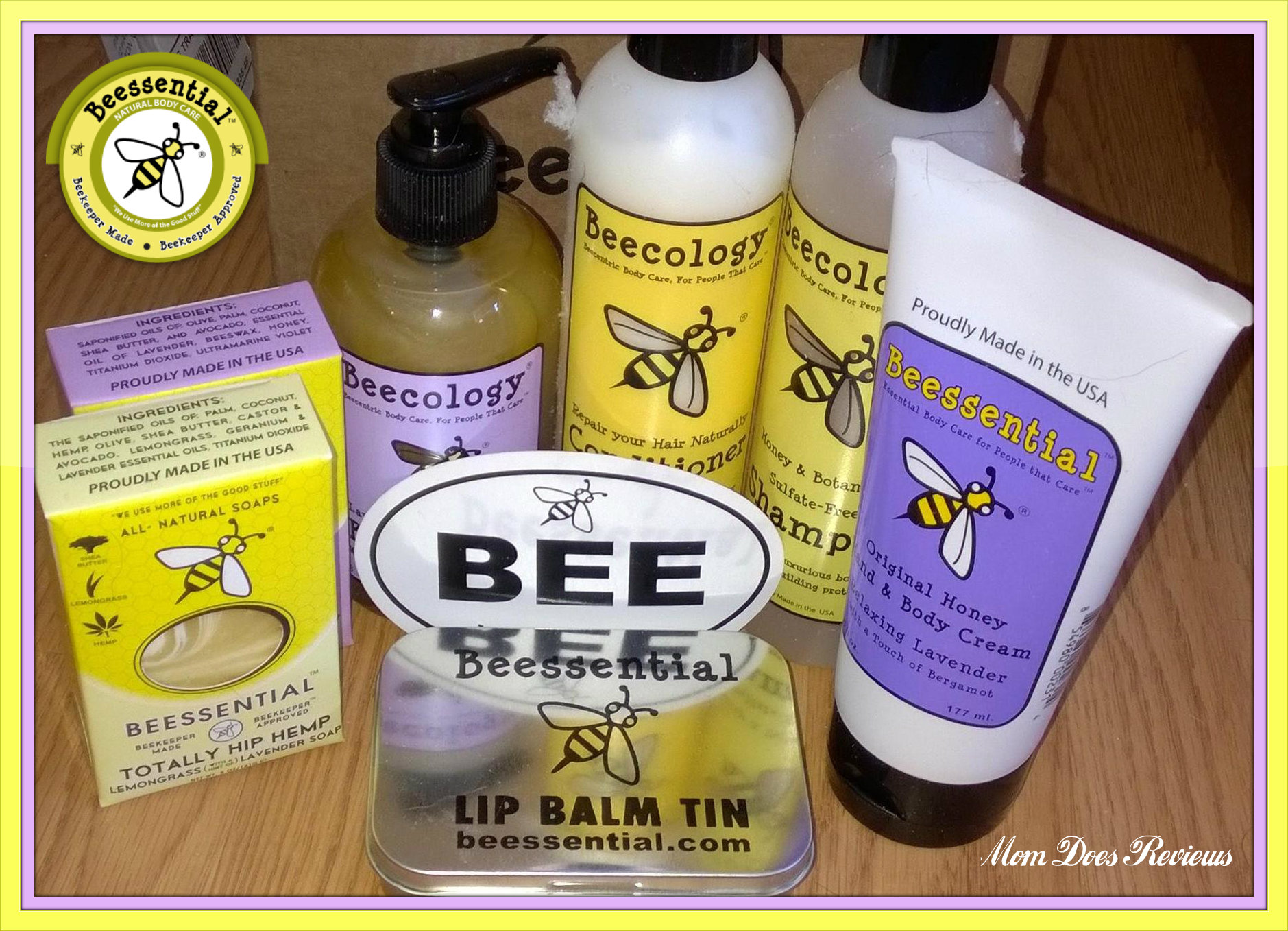 bee stuff review