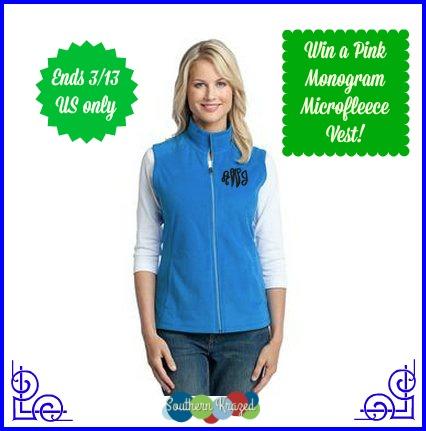 pm vest giveaway