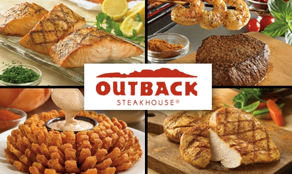 Best Outback Steakhouse Food