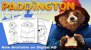Paddington Bear is available on DVD