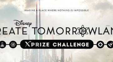 Tomorrowland XPrize Challenge for kids
