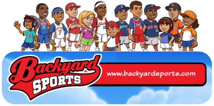 backyard sports baseball basketball summer fun sizzlingsummer