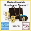 GiveawayImage_MedelaFreestyleBreastpump