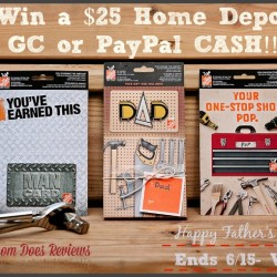 HomeDepot_FathersDay giveaway