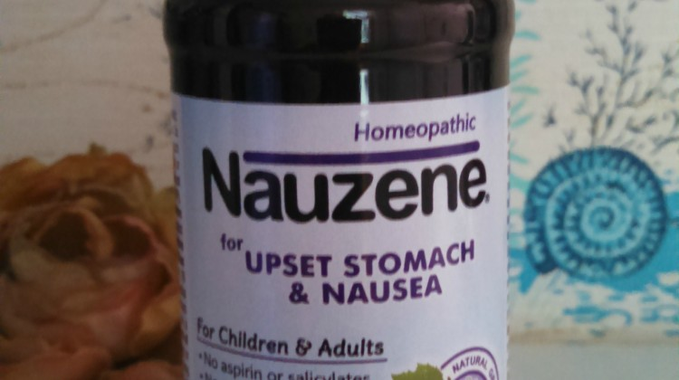 Nauzene Liquid for Kids Relief for Upset Stomach #Review