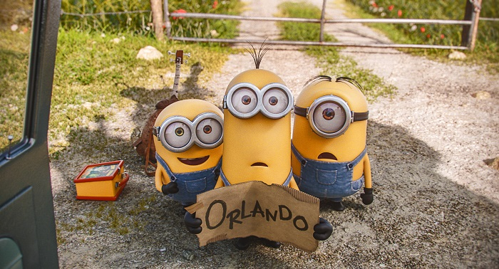 Minions the Movie Will Be In Theaters July 10th! #MinionMovie #Release
