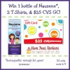 nauzene and cvs giveaway