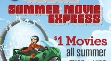 Regal Entertainment Group announces $1 movies for 2015 Summer Movie Express