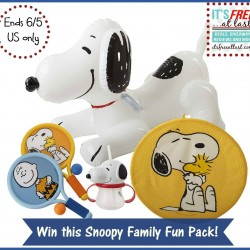 snoopy fun pack giveaway
