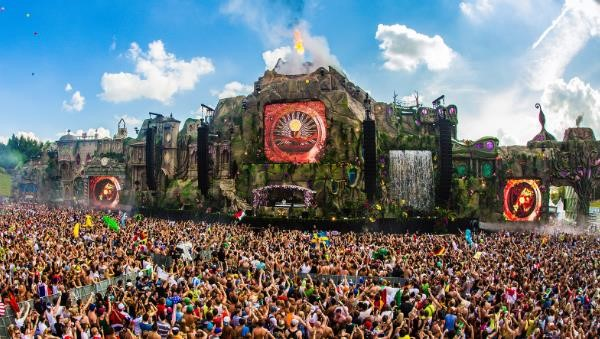 tomorrowland edm